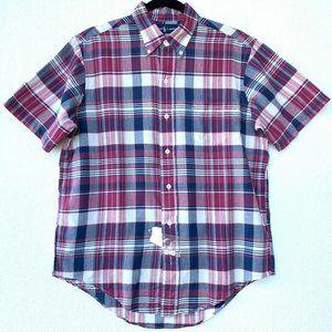 Ralph Lauren NEW Men Shirt Sz Medium Casual Button